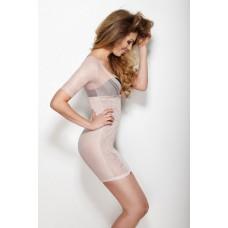 Mitex Glossy Dress koriģējoša kleitiņa ar piedurknēm