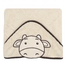 Baby Ono dvielis ar kapuci (76 x 76 cm)