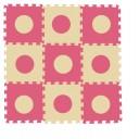 BemamBe PINKY paklājs-puzle