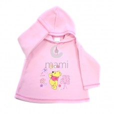 DISNEY flīsa džemperis ar kapuci Winnie The Pooh, 9-12mēn., 12-18mēn.