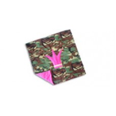 Elodie Details - Camouflage / Pink - polsterēta sega